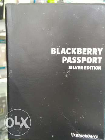 Black Berry passport new for sale