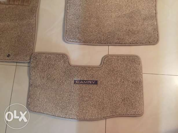 Camry car mats 5kd for all