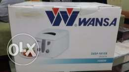 wansa deep fryer for sale