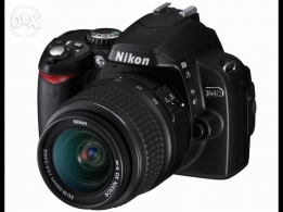 Nikon D40 Digital SLR Camera for sale