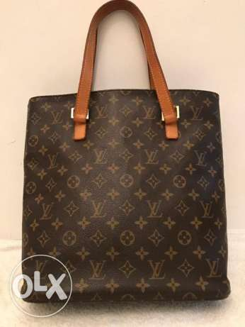 Preowned Louis Vuitton Tote GM bag