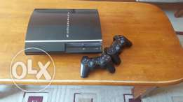 Ps3 for sale with 2 controllers and cables