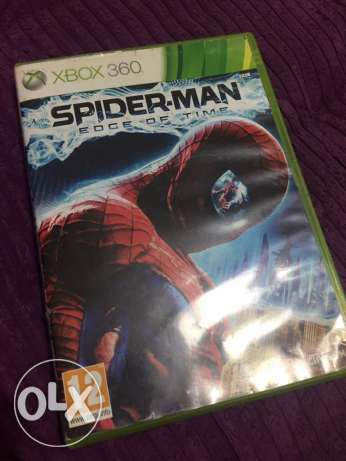 xbox game spiderman