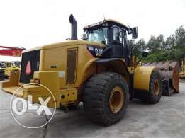 Wheel Loader CAT 966H Year 2008