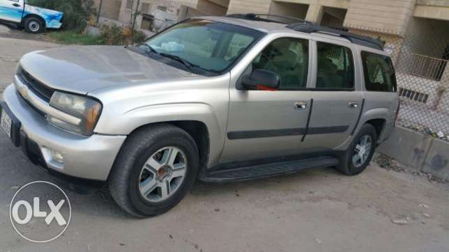 Chevrolet Trailblazer 2005 XL تريلبليزر 7 مقاعد