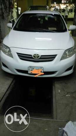 Toyota Car for sale 2009 model