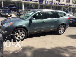Chevy traverse LT
