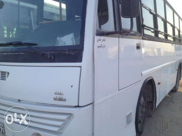 باصات. bus for rent