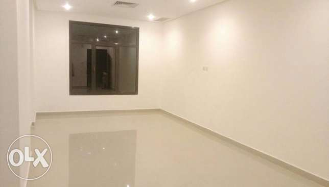 Two bedroom unfurnished modern apartment for rent in Shaab, KD 525.