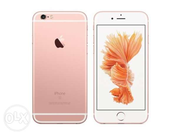 iPhone 6s 128 rose gold جنوب خيطان -  1