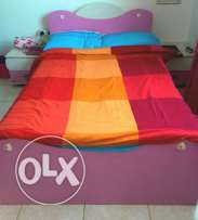 A full Bed set for children, on sale!