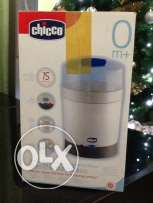 Baby bottles sterilizer (chicco)
