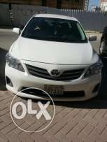 Toyota Corolla for sale ready cash or easy installments options also