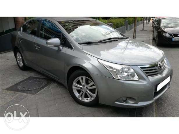 Toyota Avensis 1.6 Active