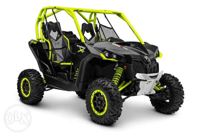 Maverick X ds Turbo الري -  1