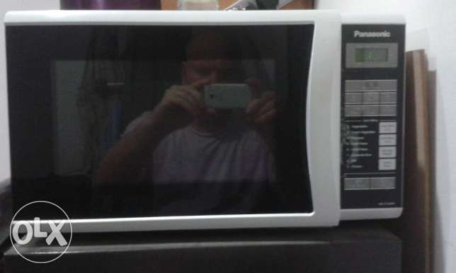 Panasonic Microwave in mint condition
