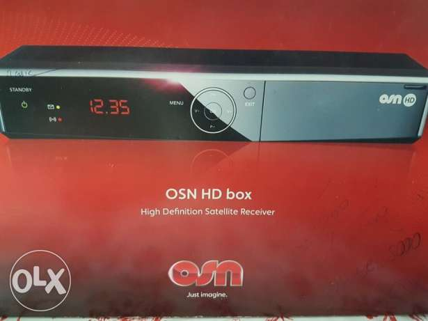 OSN HD TV Channel Receiver For SALE الفحيحيل -  1