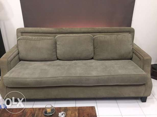Sofas & chaise lounge for sale!