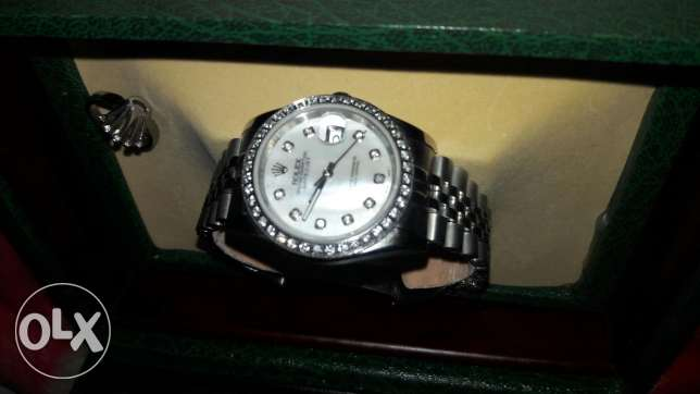 Watch and Ring (ROLEX)