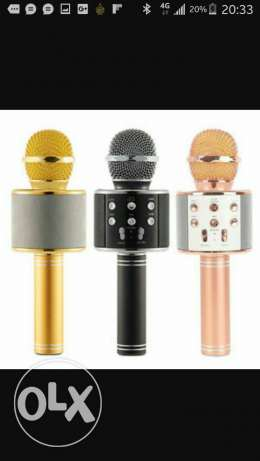 New round mic wsester