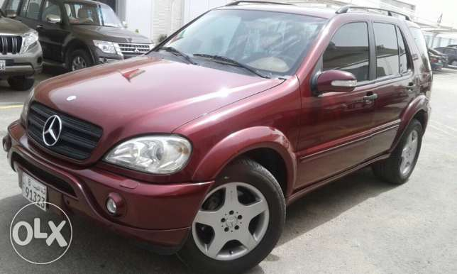 2005 Mercedes Benz ML 350 for sale