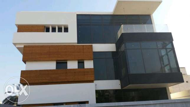 Bayan first of a kind in Kuwait New 650 m2 Eco home