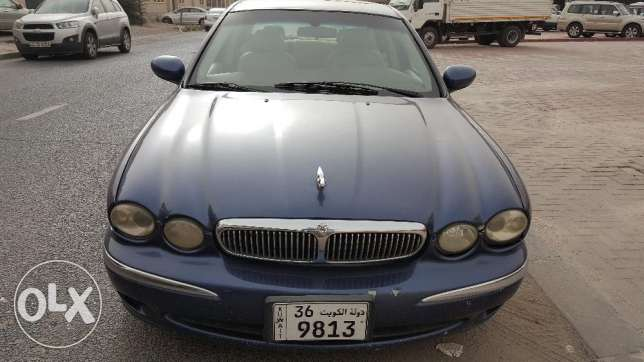 490 kd jaguar 2005 model x type only 168000km