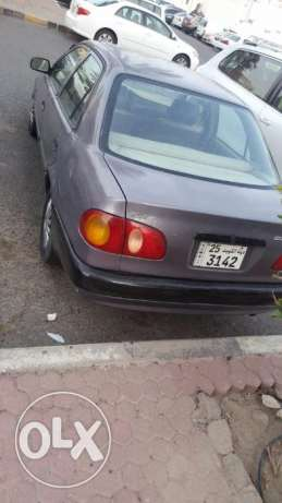 Toyota Corolla 1998 Model For Sale In Kuwait