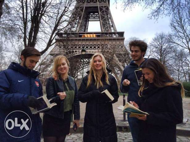 Study and Work in Europe