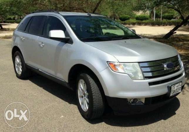 Ford Edge Model 2010 Good Condition For Sale