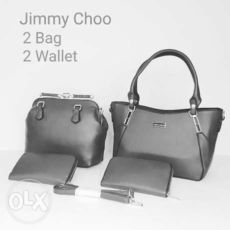 Jimmy choochoo bags