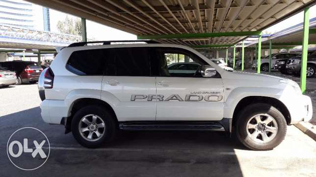 Prado 2009 VX 6 CYLINDER for sale