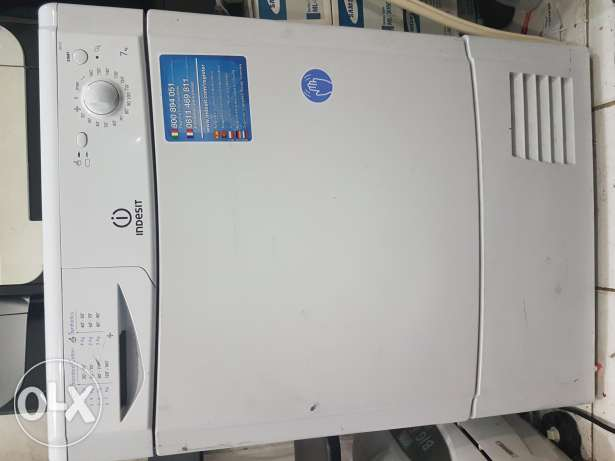 Indesit 7kg condenser dryer for sale