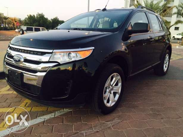 Ford Edge September 2014 model