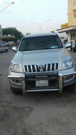 prado 2007 4calendar price 2500 car is new from inside a.c. ialso work جليب الشويخ -  7