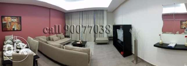 3 bedroom fully furnished with pool and gym