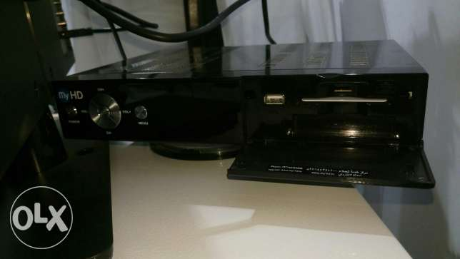 My HD receiver
