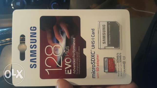 Samsung orginal 128gb card for sale