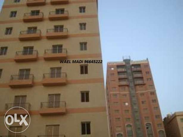 Spacious 2 bedrooms fully furnished apartment in salmiya