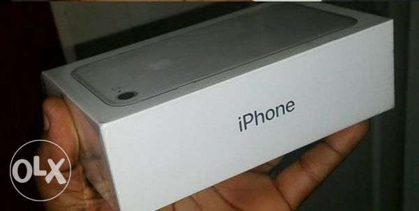 New iPhone 7