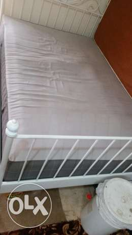 IKEA Cot & Bed For Sale