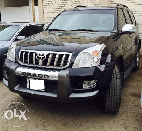 2006 Toyota Prado GX, 119000Kms for sale - Al Sayer maintained الشرق -  1