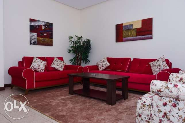 For expats,big 3 bdr furnished apt in Salwa
