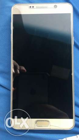 Samsung note 5 32 gb gold