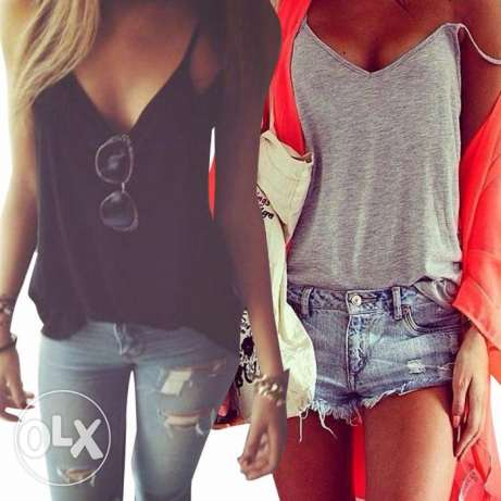 Fashion Women Summer Vest Tops