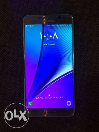samsung note 5 2 months used
