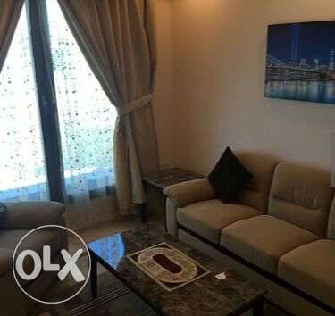 1 bedrooms flat fully furnished brand new