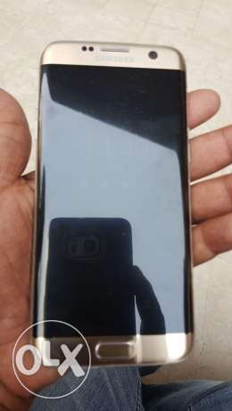Samsung galaxy s7ebge very good condition