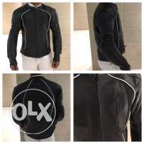 motorcycle lather jacket