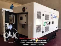 All New Brand Perkins Diesel Generators